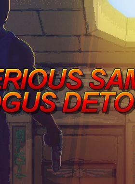 Serious Sam's Bogus Detour Key Art