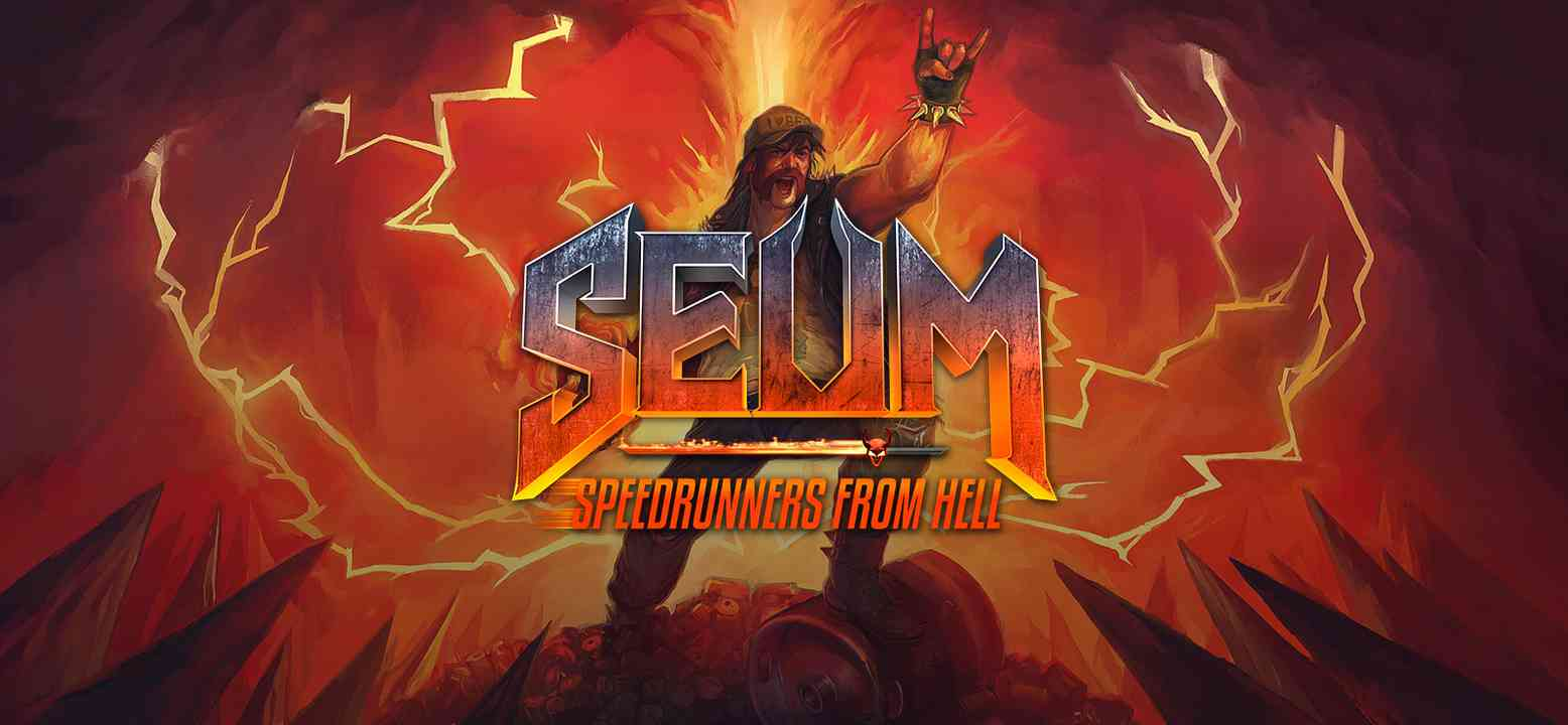 SEUM: Speedrunners from Hell Thumbnail