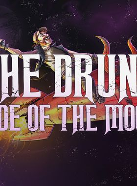 SEUM: The Drunk Side of the Moon Key Art