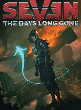 Seven: The Days Long Gone Key Art