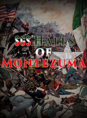SGS Halls of Montezuma Key Art