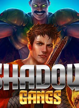 Shadow Gangs Key Art