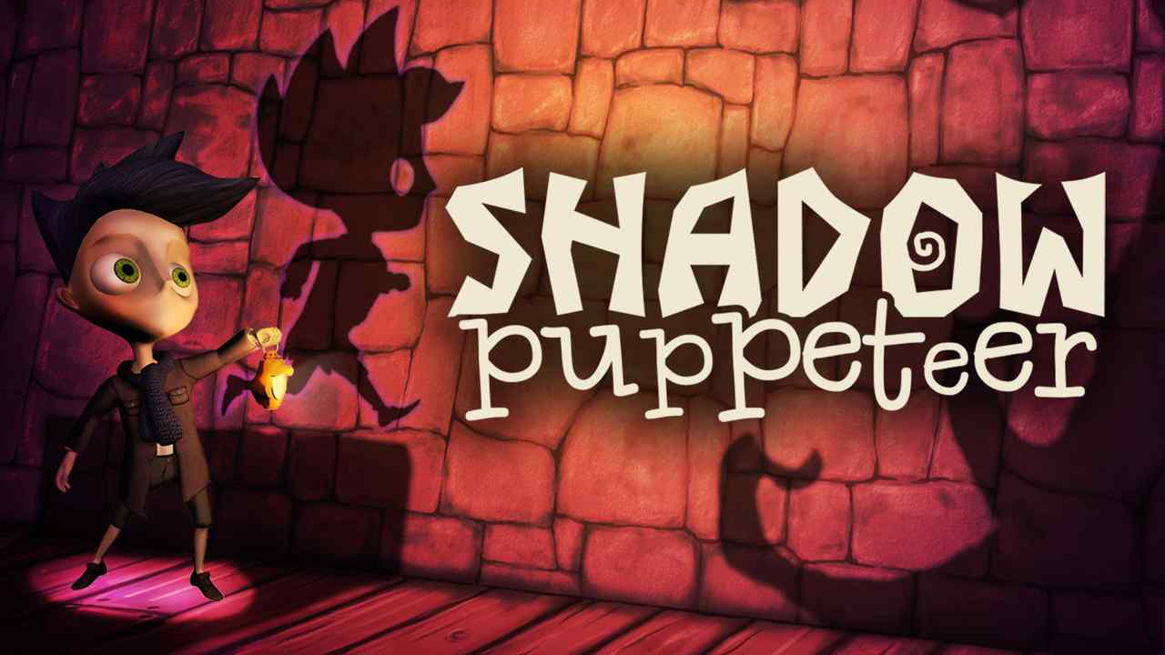 Shadow Puppeteer Background Image