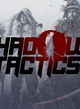 Shadow Tactics: Blades of the Shogun Key Art