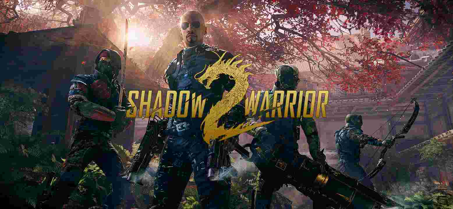 Shadow Warrior 2 Background Image