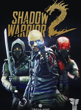 Shadow Warrior 2 Key Art