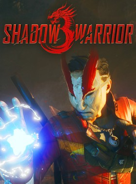 Shadow Warrior 3 Key Art
