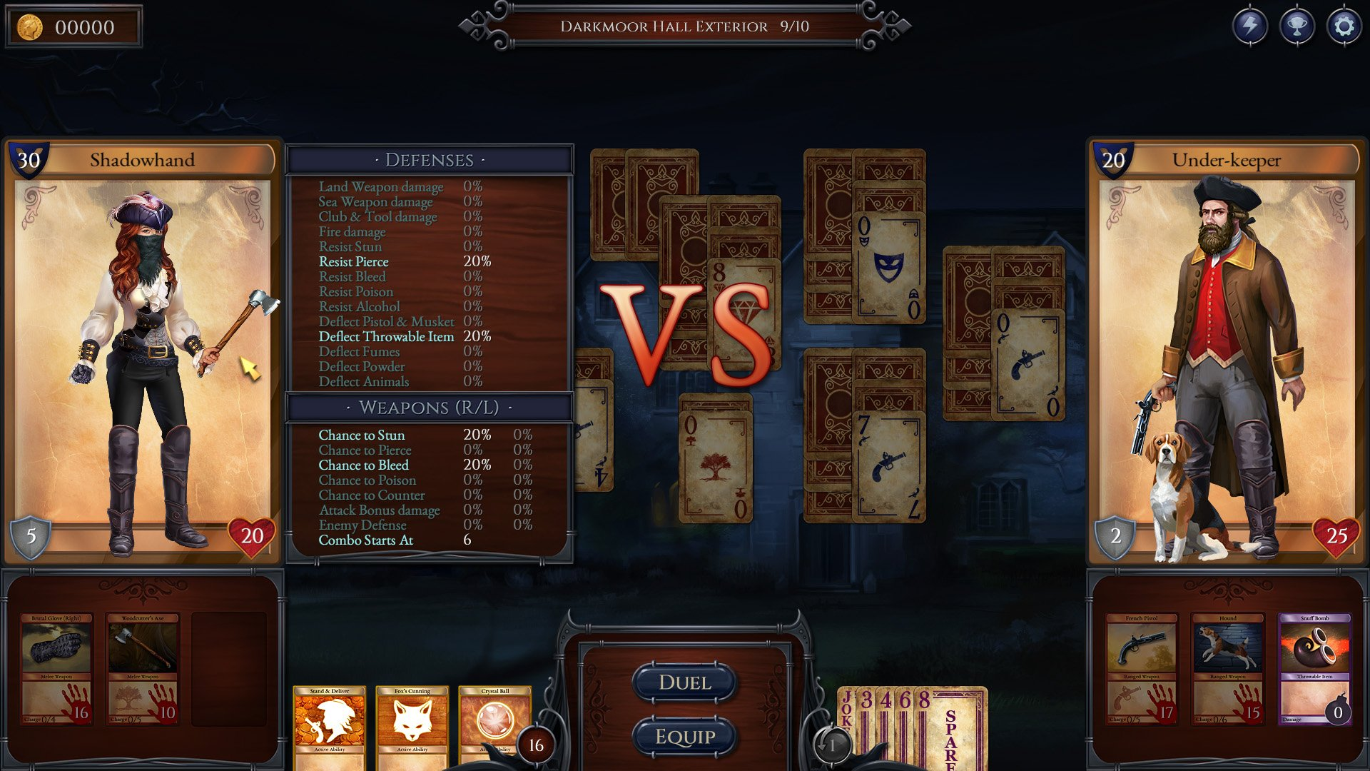 Shadowhand Video
