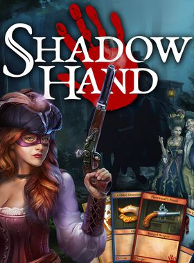 Shadowhand Key Art