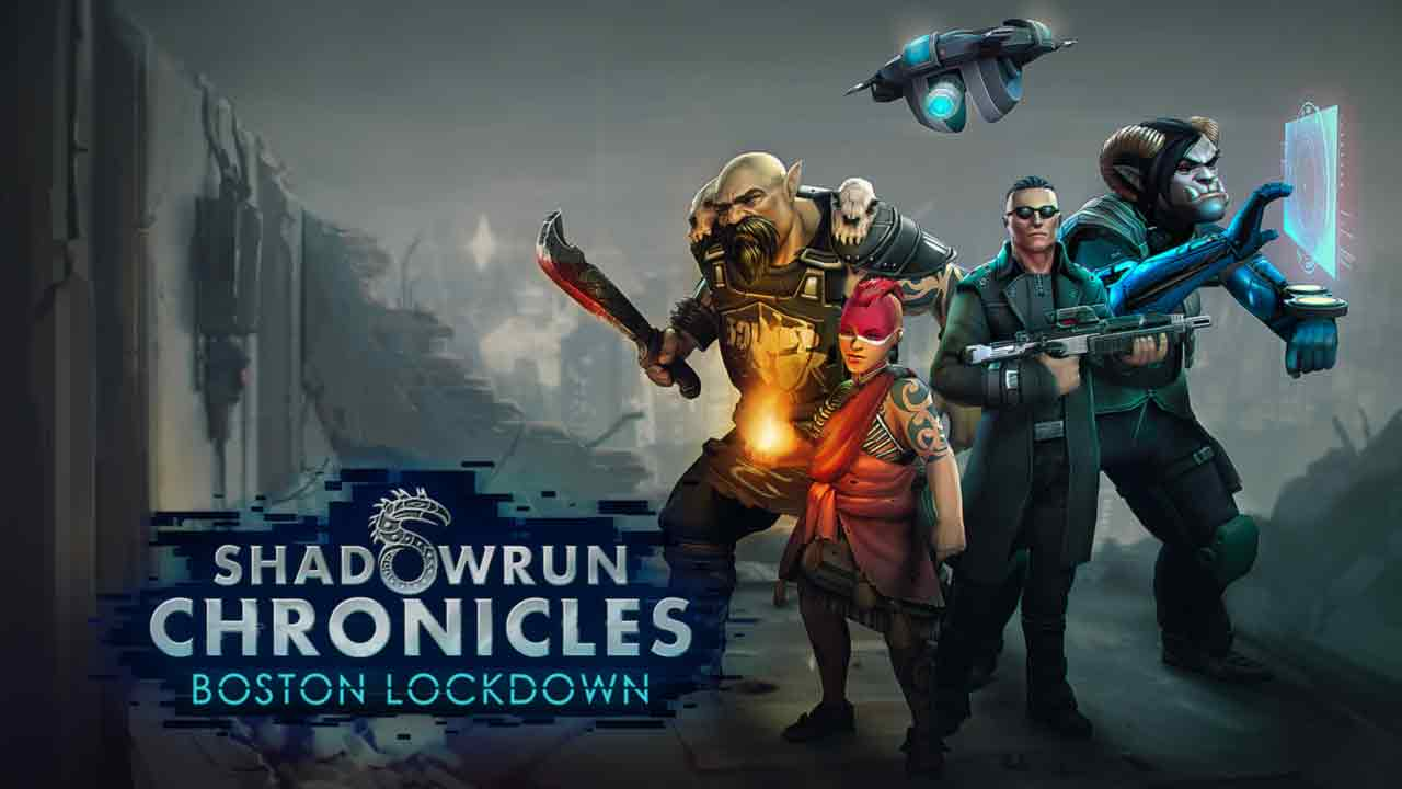 Shadowrun Chronicles: Boston Lockdown Thumbnail