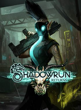 Shadowrun Returns Key Art