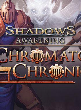 Shadows: Awakening - The Chromaton Chronicles Key Art