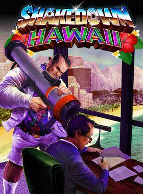 Shakedown - Hawaii Key Art