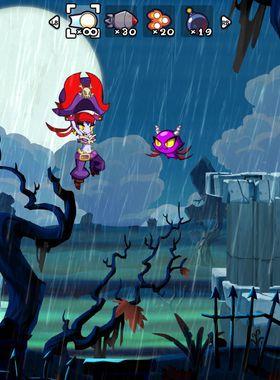 Shantae: Half-Genie Hero Key Art