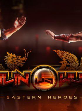 Shaolin vs Wutang Key Art