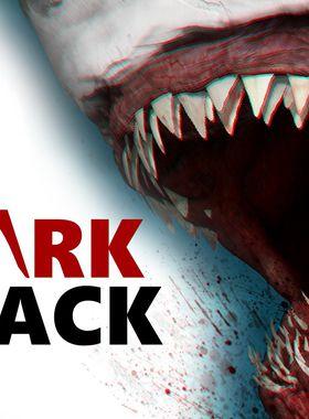Shark Attack Deathmatch 2 Key Art