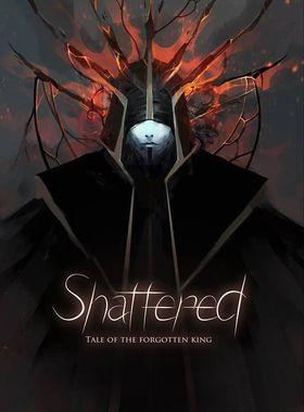 Shattered - Tale of the Forgotten King Key Art
