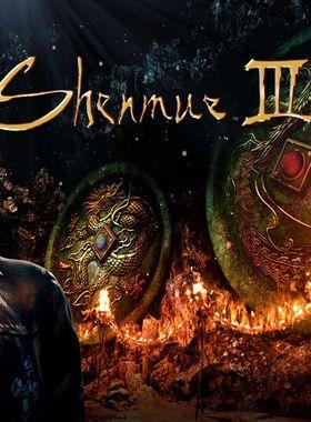 Shenmue 3 Key Art