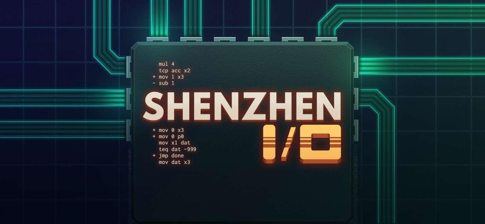 SHENZHEN I/O Thumbnail