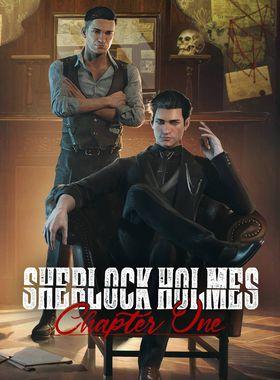 Sherlock Holmes: Chapter One Key Art
