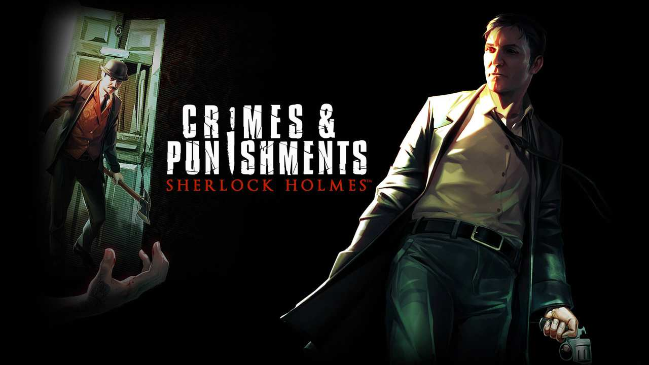 Sherlock Holmes: Crimes & Punishments Background Image