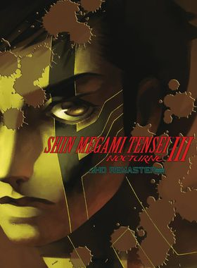Shin Megami Tensei 3 Nocturne HD Remaster Key Art