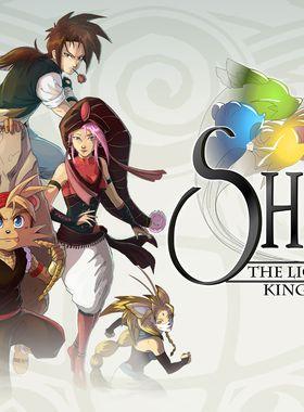 Shiness: The Lightning Kingdom Key Art