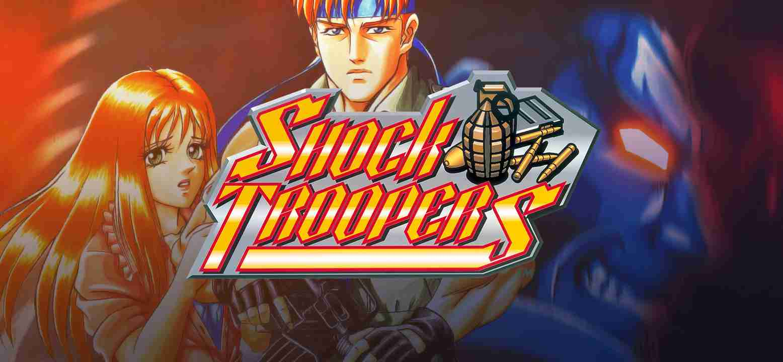 SHOCK TROOPERS Thumbnail