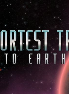 Shortest Trip to Earth Key Art