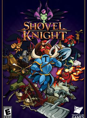 Shovel Knight Key Art