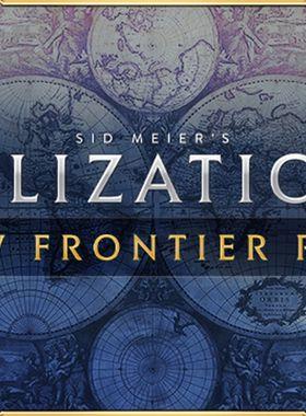 Sid Meier's Civilization 6 - New Frontier Pass Key Art