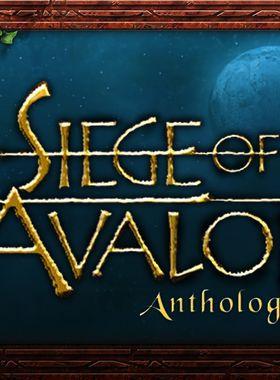 Siege of Avalon: Anthology Key Art