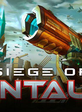 Siege of Centauri Key Art