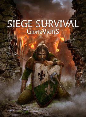 Siege Survival: Gloria Victis Key Art
