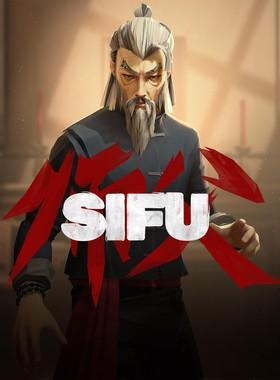 Sifu Key Art
