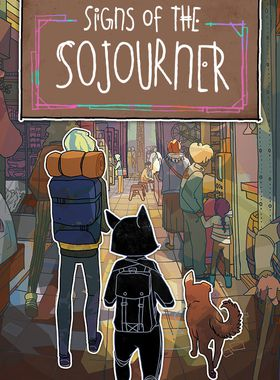 Signs of the Sojourner Key Art
