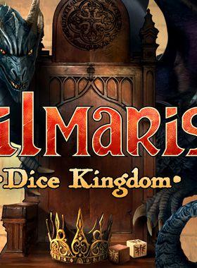 Silmaris: Dice Kingdom Key Art