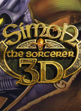 Simon the Sorcerer 3D Key Art
