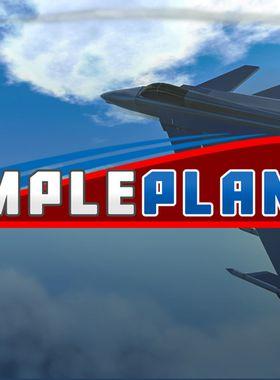SimplePlanes Key Art