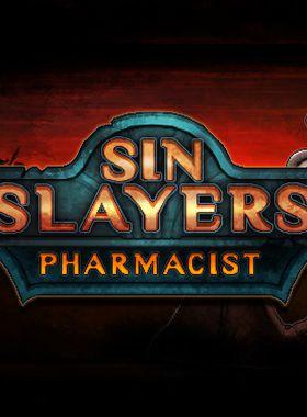 Sin Slayers - Pharmacist Key Art