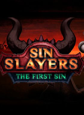 Sin Slayers: The First Sin Key Art