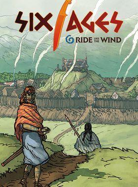 Six Ages: Ride Like the Wind Key Art