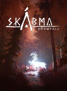 Skábma - Snowfall Key Art
