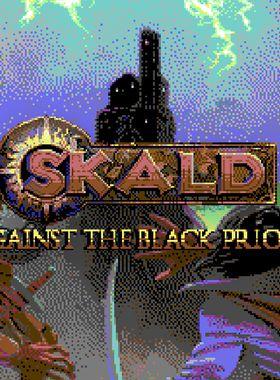 Skald: Against the Black Priory Key Art