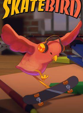 SkateBIRD Key Art