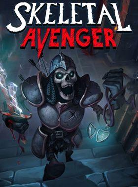Skeletal Avenger Key Art