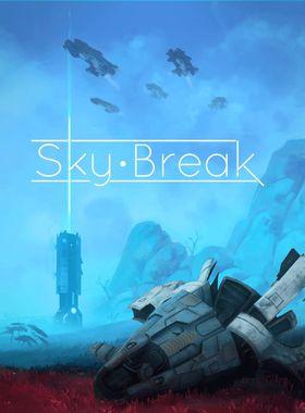 Sky Break Key Art