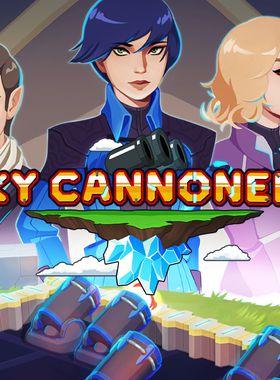 Sky Cannoneer Key Art