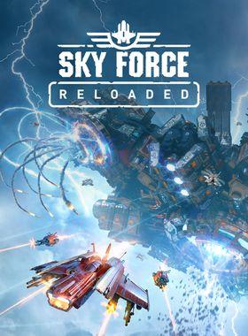 Sky Force Reloaded Key Art