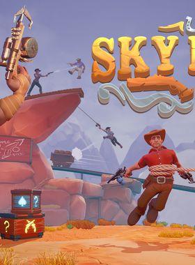 Sky Noon Key Art
